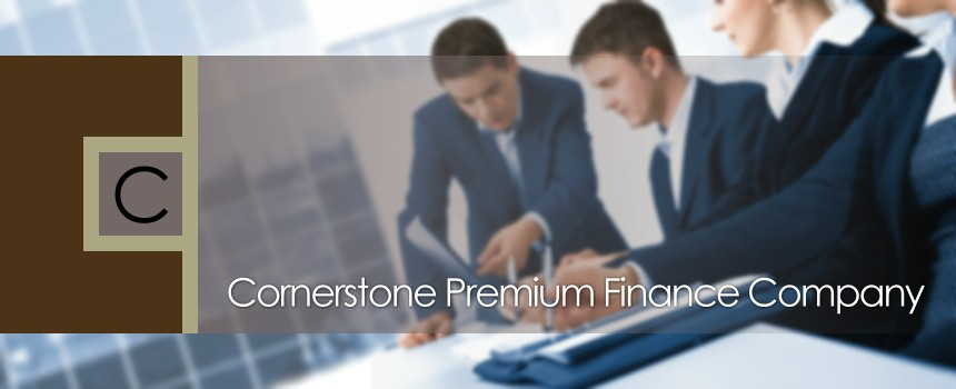Cornerstone Premium Finance Company